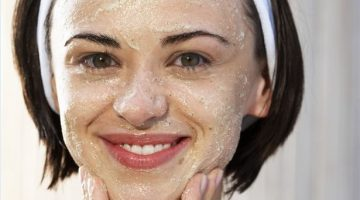 Homemade Oatmeal Face Mask For Acne
