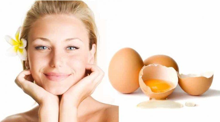 Easy egg white face mask (for radiant skin)