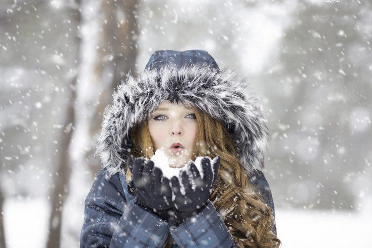 Winter, Girl